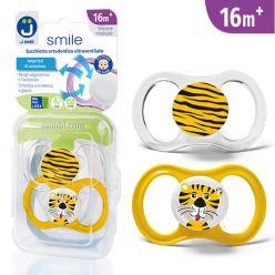 Ciucci ultraventilati Smile - Pack Tigre/Texture