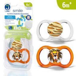 Ciucci ultraventilati Smile - Pack Leone/Texture