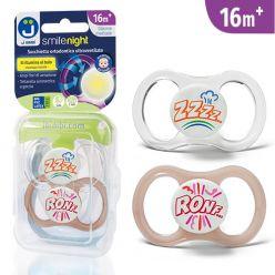 Ciucci ultraventilati Smile Night - Pack Ronf... Rosa/ZZZZ...